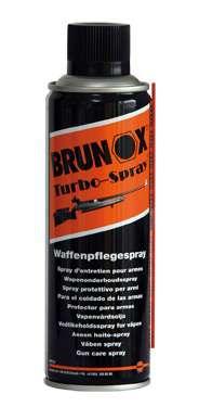 BRUNOX Turbo Spray - na čištění a údržbu zbraní 300 ML