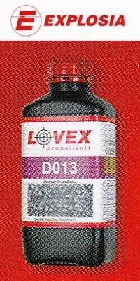 Střelný prach Lovex D013