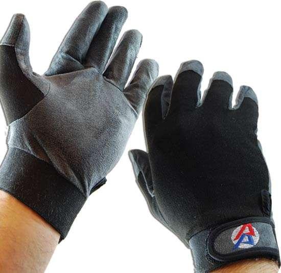 Střelecké rukavice Double Alpha
