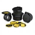 Krytka na puškohled - Defender Flip Cap Optik Cover - objektiv 50