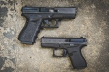 Clip na závěr pistole Glock 9mm/.40SW/.357Sig