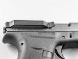 Clip na závěr pistole Glock G42/43