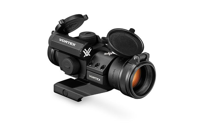 Kolimátor Vortex StrikeFire II AR15 RedScope (Cantilever)
