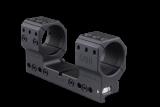 Montáž pro puškohled s tubusem 34 mm, výška 38 mm, sklon 6 MRAD