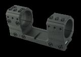Montáž pro puškohled s tubusem 34 mm, výška 30 mm, sklon 9 MRAD