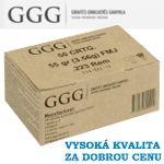 GGG ammo - 55grn FMJ
