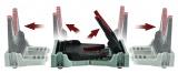 Podstavec Range Vise pro opěru zbraně při čištění od firmy Tipton