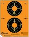 """Terče - Orange Peel Bullseye 3"""" 75 ks"""