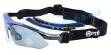 Střelecké brýle ALPHA