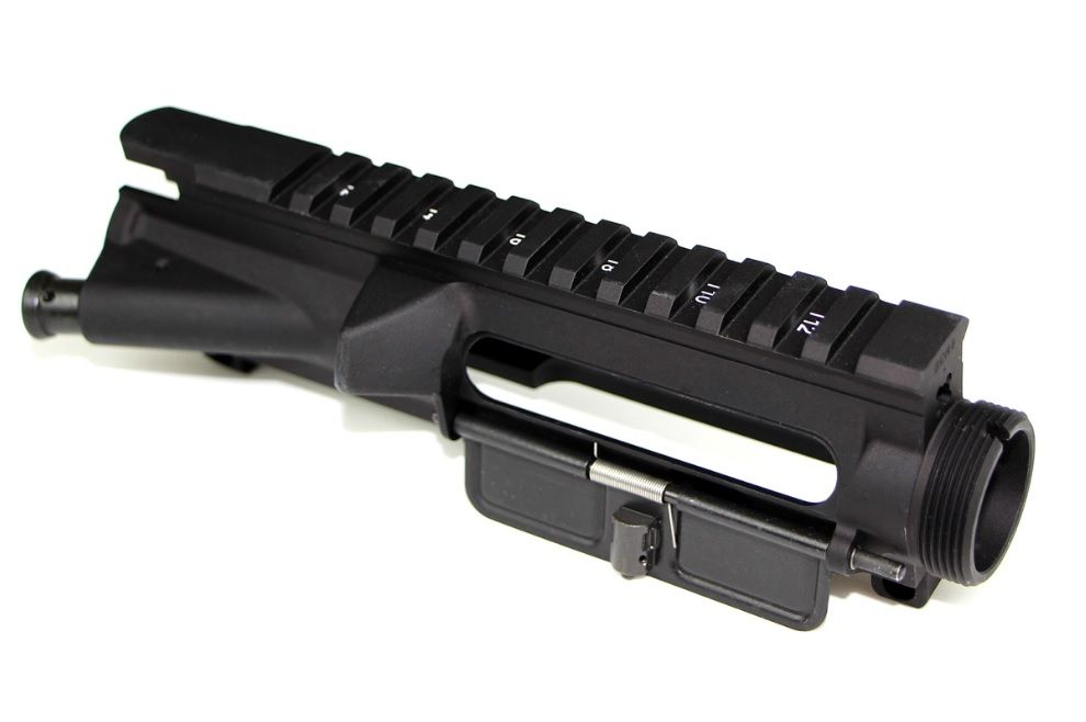 BCM Upper Receiver Assembly, Flat Top, M4 Bravo Company