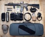 Pistolovka BCM GUNFIGHTER Mod 1 - FDE Bravo Company
