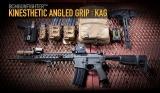 BCMGUNFIGHTER™ Kinesthetic Angled Grip - KeyMod™ - Black Bravo Company