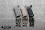 BCMGUNFIGHTER™ Grip Mod 2 - Black Bravo Company