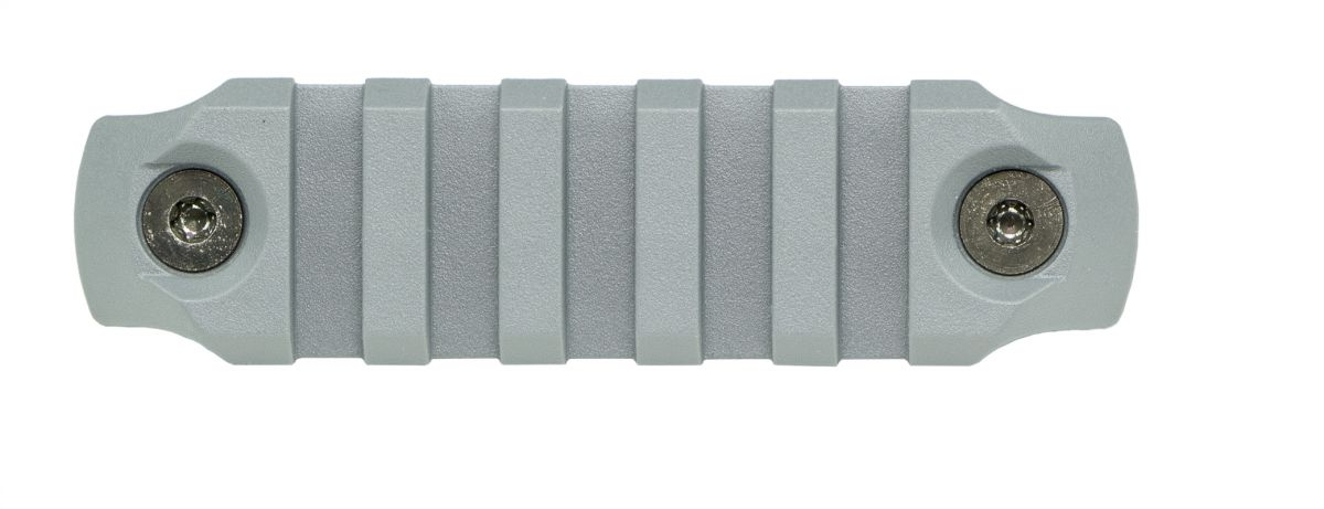 """Picatinny lišta nylonová BCM GUNFIGHTER na KeyMod 3"""" - šedá Bravo Company"""