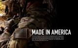 """Picatinny lišta nylonová BCM GUNFIGHTER na KeyMod 4"""" - zelená Bravo Company"""