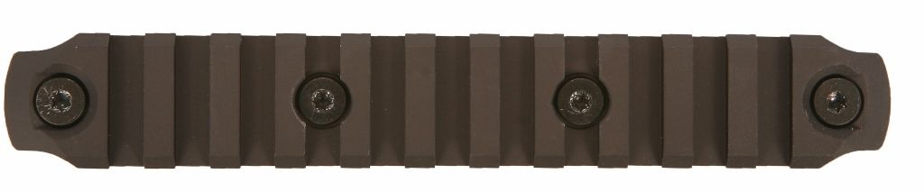 BCMGUNFIGHTER™ KeyMod Nylon Rail, 5.5-inch - Black Bravo Company