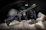 BCMGUNFIGHTER™ KeyMod Rail, 5.56, 15-inch - Black Bravo Company
