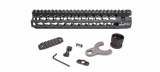 BCMGUNFIGHTER™ KeyMod Rail - ALPHA, 5.56, 10-inch - Black