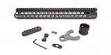 BCMGUNFIGHTER™ KeyMod Rail - ALPHA, 5.56, 15-inch - Black