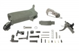 BCMGUNFIGHTER™ AR-15 Enhanced Lower Parts Kit - Foliage Green