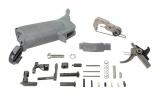 Rozšířený set dílů pro spodní rám BCM GUNFIGHTER pro AR-15 - šedý