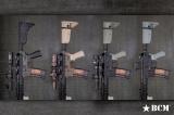 Pažba BCM GUNFIGHTER - Mod 0 - černá Bravo Company