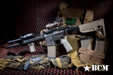 BCMGUNFIGHTER™ Stock Assembly - Mod 0 - Foliage Green Bravo Company