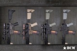 Pažba BCM GUNFIGHTER - Mod 0 - šedá Bravo Company
