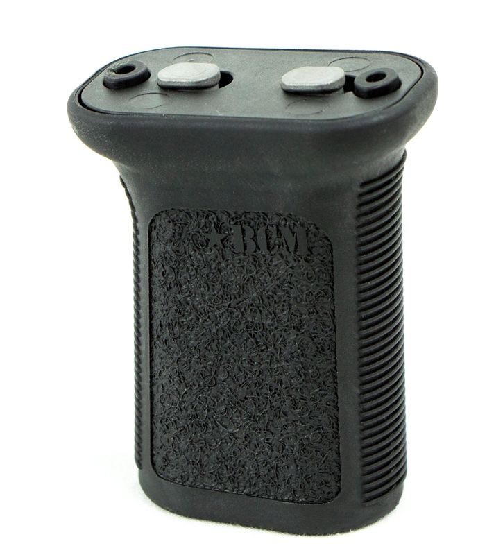 Přední rukojeť BCM GUNFIGHTER Vertical Grip - KeyMod - Mod 3 - černá Bravo Company