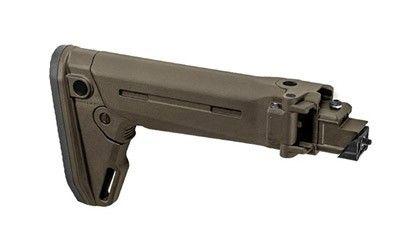 Magpul Zhukov-S Stock - AK47/AK74 - ODG