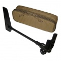 Rotating Vane Mount& Tactical MOLLE Carry Case, Berry Compliant for Kestrel 5000 Series
