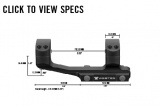 PRO EXTENDED CANTILEVER MOUNTS