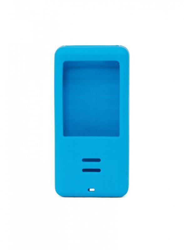 CED-7000 Siliconové pouzdro - modrá