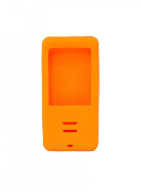 CED-7000 Siliconové pouzdro - oranžová