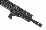 Přední rukojeť BCM GUNFIGHTER Kinesthetic Angled Grip - M-LOK - černá Bravo Company
