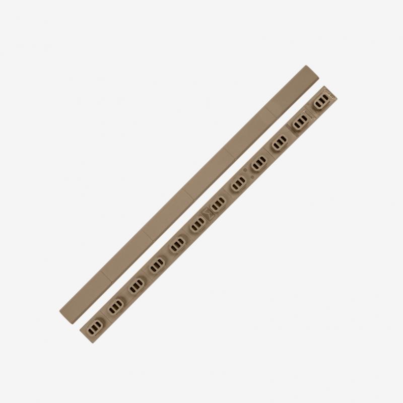 MAG602-FDE   Magpul krytka M-LOK railu, typ 1 - FDE