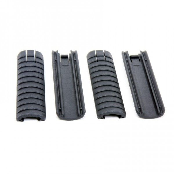 Picatinny rail 11 rib cover 4 pack ProMag