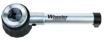 Puškařská lupa s LED nasvícením Master Gunsmithing Handheld Magnifier od firmy Wheeler Wheeler Engineering