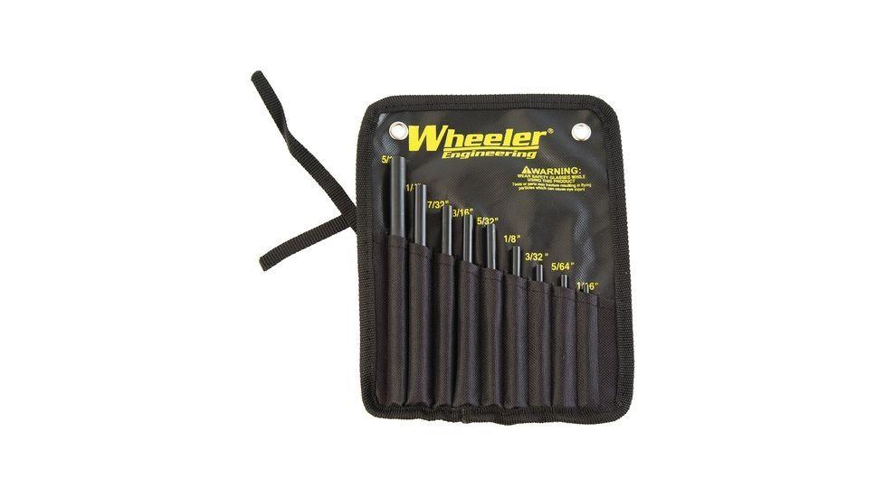 Sada pro instalaci svorných čepů Wheeler Roll Pin Starter Set Wheeler Engineering