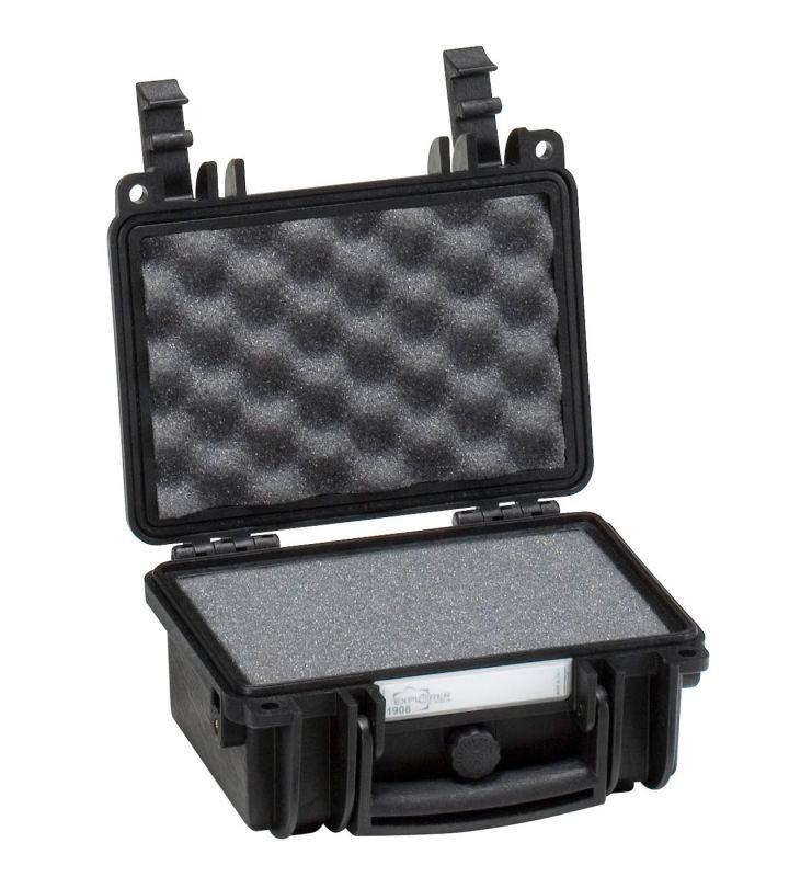Taktický kufr s vysokou odolností. Pokud potřebujete bezpečně transportovat důležité a drahé věci.. Explorer Cases