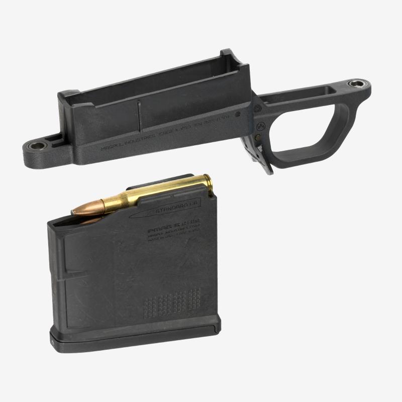 Magpul rozšířená šachta zásobníku pro klikovky Hunter 700 Long - černá