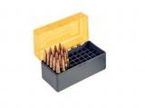 Krabička na 36 puškových nábojů - .308 Win, .460/.500 S&W Mag, .223/.243/.25/.270 W.S.S.M.