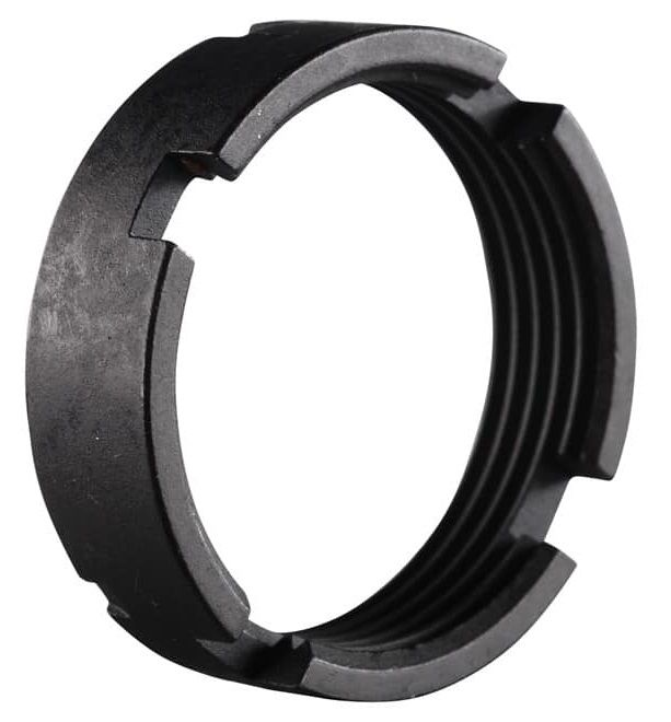 CS-02   Carbine Lock Ring/Castle Nut (MBA-3 & 4 Car Buff Kits Only)