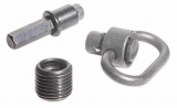 Grovtec Heavy Duty Push Button Swivel Assembly