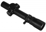 NXS - 1-4x24mm - .250 MOA - NVD - PTL- FC-3G™ (Capped Adjustments)