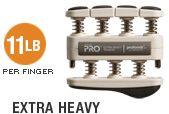 HandsPro - Silver - Extra Heavy (11 lb) ProHands