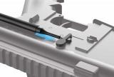 Pomůcka pro instalaci záchytu závěru pušek AR
