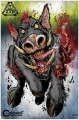 Caldwell Z.T.R. Flake Off Targets - Zombie hog 8pcs