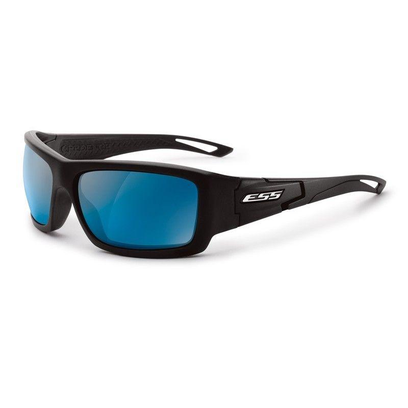 ESS Credence (Black), Mirrored Blue Lens