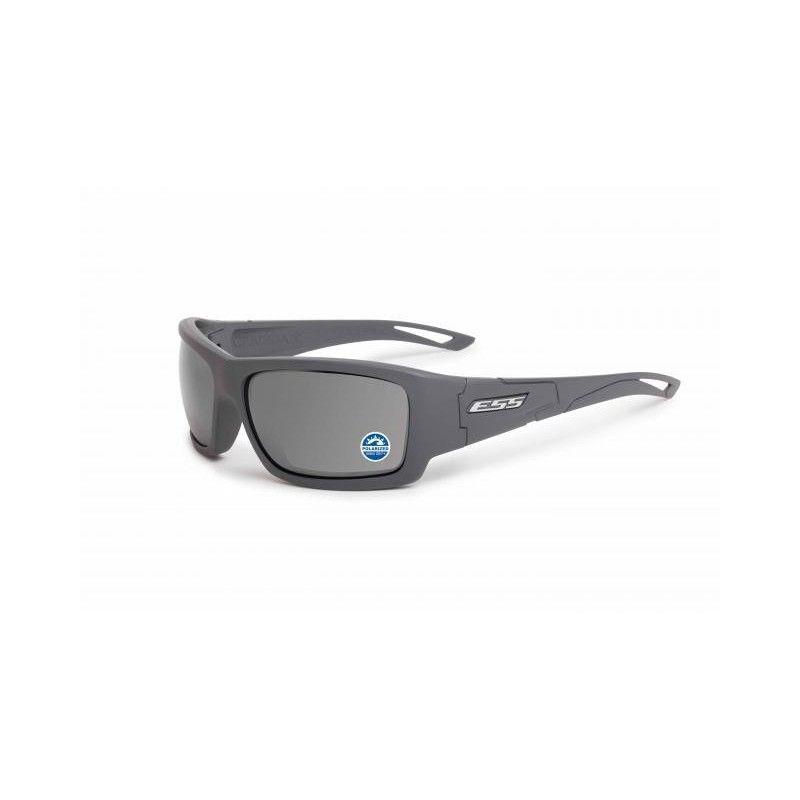 ESS Credence (Gray), Smoke Grey Polarised Lens